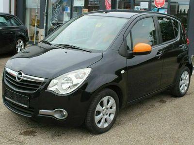 gebraucht Opel Agila B Edition Alu Nebel Klima MFL TOP