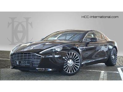 gebraucht Aston Martin Rapide S MY 2014 Rear DVD B +O Scheckheft 20Zoll