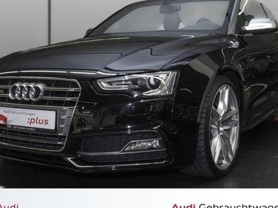 gebraucht Audi S5 Cabriolet 3.0 TFSI quattro S tronic Navi B&O S-Sitz ACC SideAssist Leder Kamera Automatik