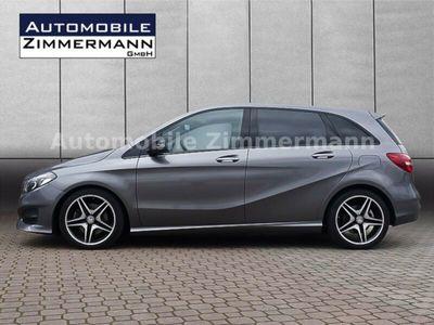 gebraucht Mercedes B250 Urban AHK, LED, Automatik *249.-monatl.*
