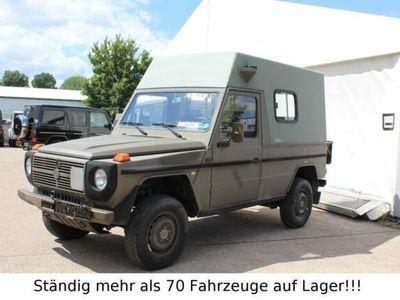 gebraucht Mercedes G230 Hochdach Militär Lang GUTER ZUSTAND!!!
