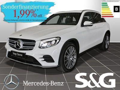 gebraucht Mercedes GLC350 d 4MATIC AMG-Line RüKa/Distronic/Sitzhzg