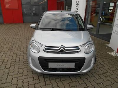 gebraucht Citroën C1 VTi 68 Feel *Tagfahrlicht*Klima*Audio-System*