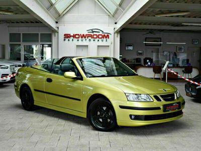gebraucht Saab 9-3 Cabriolet 1.8t Aut. Vector Hirsch Perf 59tkm