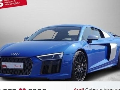 "gebraucht Audi R8 Coupé plus 5.2 FSI qu. Exclusive*UPE:243""�*B&O*Magnetic Ride Navi Leder GRA"