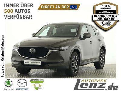 gebraucht Mazda CX-5 Sports-Line HUD Matrix Navi -500€Restart*