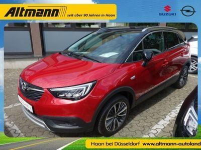 gebraucht Opel Crossland X 1.2 Ultimate AUTOMATIK