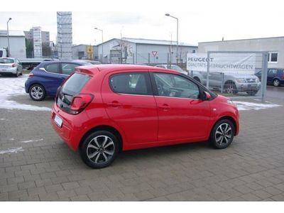 gebraucht Citroën C1 Sondermodell*Shine*Tempomat*Alufelgen*EURO 6*