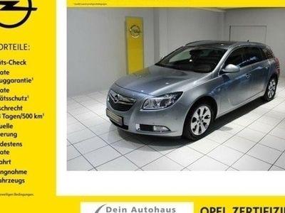 gebraucht Opel Insignia A ST Innovation *FlexRide*Frontkam*Navi