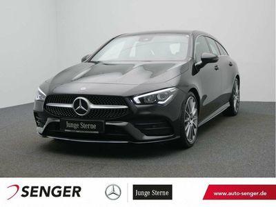 gebraucht Mercedes CLA180 Shooting Brake AMG Line LED Navigation Fahrzeuge kaufen und verkaufen