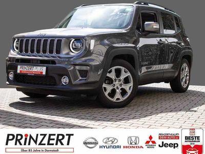 gebraucht Jeep Renegade 1.3 T-GDI 'Limited' Navi, Jahreswagen, bei Autohaus am Prinzert GmbH
