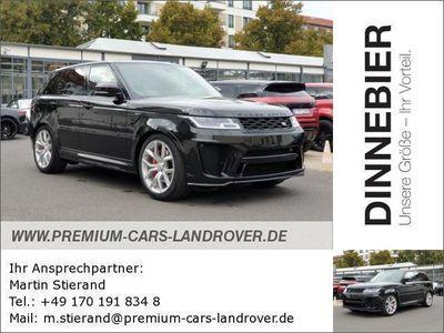 gebraucht Land Rover Range Rover Sport P575 SVR | RANGE ROVER Berlin Neuwagen, bei Autohaus Dinnebier GmbH