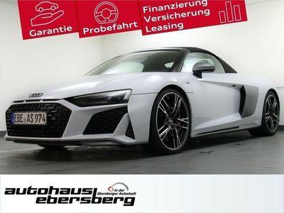 gebraucht Audi R8 Spyder V10 performance quattro Laser B&O