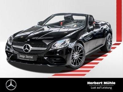 gebraucht Mercedes 200 SLCAMG Line+Klima+SHZ+Pano+Spiegel Paket+
