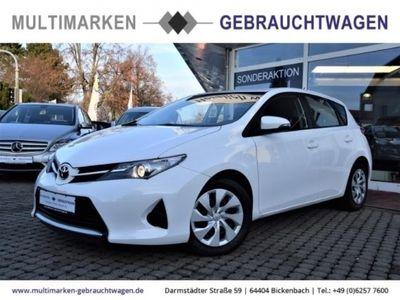 käytetty Toyota Auris Cool 1.4 RDC/Klimaaut/CD/ LED-Tagfahrlicht