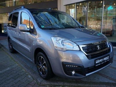 gebraucht Peugeot TePee 1.6 BlueHDi 120 FAP Allure Euro 6 AHK