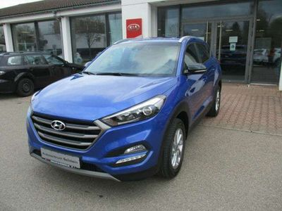 gebraucht Hyundai Tucson 1,6 blue Passion