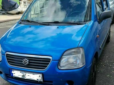 gebraucht Suzuki Wagon R (TÜV 22)