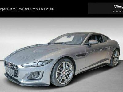 gebraucht Jaguar F-Type Coupe P300 R-Dynamic Pano Keyless uvm Bluetooth