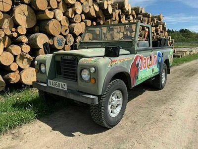 gebraucht Land Rover 3 Santana