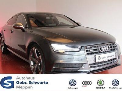 gebraucht Audi S7 Sportback 4.0 TFSI s-tronic quattro LED Navi