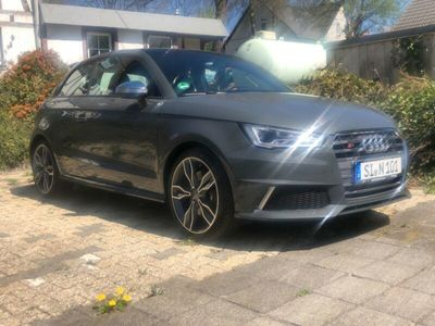 gebraucht Audi S1 in Originalzustand. Top Zustand...Inzahlungn.