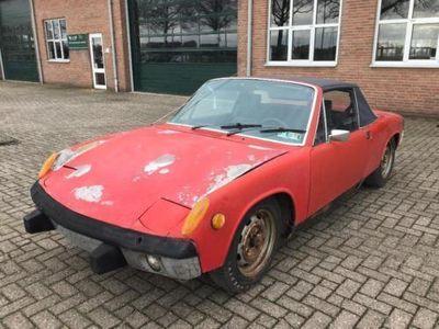 gebraucht Porsche 914 1971 Restaurationsobjekt