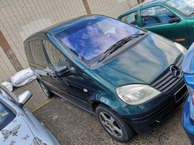 gebraucht Mercedes Vaneo Compact Van 1.6*Klima*Alu*Festpreis*
