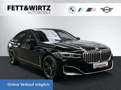 gebraucht BMW 730 d xDrive Laser GSD Sitzbel LR ab 765-br.o.A
