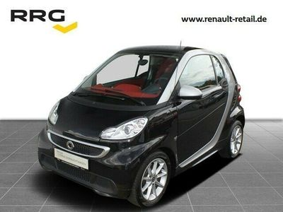 gebraucht Smart ForTwo Coupé coupe 52 KW MHD Klima; Panoramadach