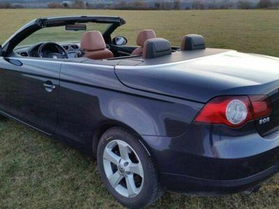 gebraucht VW Eos Cabrio 2.0 TFSI guter Zustand, unfallfrei