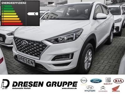 gebraucht Hyundai Tucson Pure 2WD/Garantie/Klimaanlage/Start-Stop-Automatik