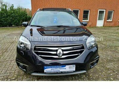 gebraucht Renault Koleos Night&Day4X4 Leder Scheibedach als SUV/Geländewagen/Pickup in Niedersachsen - Zeven