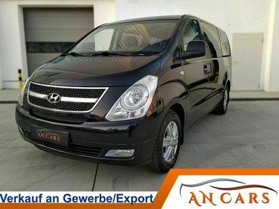 gebraucht Hyundai H-1 Travel KLIMA 8-Sitze 8-Fach AHK TÜV 04.2023