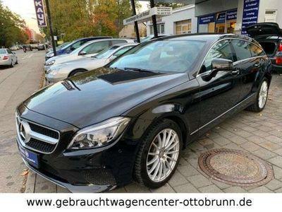 gebraucht Mercedes CLS250 CLS Shooting BrakeBlueTEC d 4Matic als Kombi in Ottobrunn bei München
