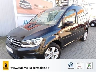gebraucht VW Caddy Kombi 2.0 TDI EU6 Comfortline DSG *NAVI*SHZ*