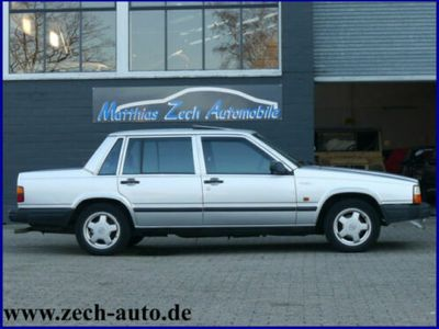 gebraucht Volvo 740 GLE 2,3 Automatik * H Zulassung möglich *