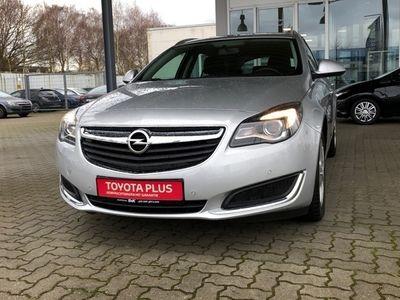 gebraucht Opel Insignia 1,6 CDTI*PDC Vo+Hi*Navi*Winter-Alu*