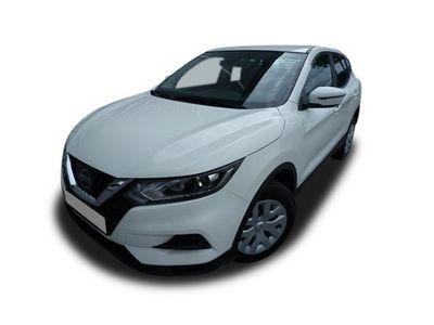 gebraucht Nissan Qashqai 1.2 Benzin