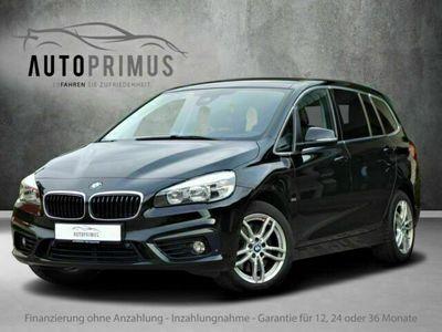 gebraucht BMW 220 Gran Tourer d Sport Line Aut. 7 SITZE|NAVI