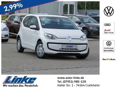 gebraucht VW up! up! move1.0 Klima/Radio/Garantie