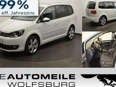 gebraucht VW Touran 2.0 TDI BMT Cup Tempo/Klima/Multilenk/Sit