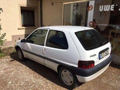 gebraucht Citroën Saxo Electrique