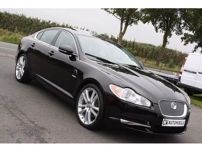 verkauft jaguar xf 3 0 v6 edition 20 z gebraucht 2011. Black Bedroom Furniture Sets. Home Design Ideas
