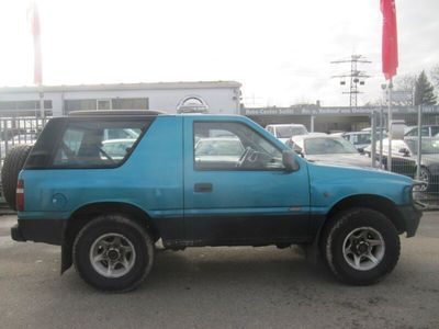 gebraucht Opel Frontera 2.0i Sport/Alu/