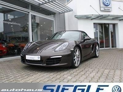 gebraucht Porsche Boxster PDK NAVI XENON PASM 20 ZOLL