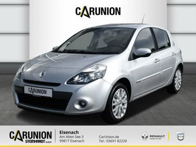 gebraucht Renault Clio III Luxe TCe 100 eco²