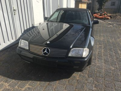gebraucht Mercedes 300 SL-24*Leder*Hardtop*