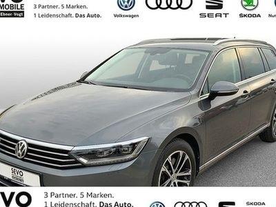 gebraucht VW Passat Variant 2.0 TDI DSG Highline STHZ, NAV, LED, KLIMA KLESS,