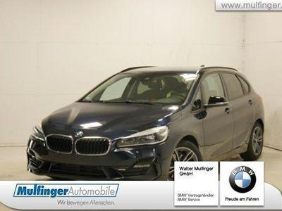 gebraucht BMW 220 Active Tourer d xD. Sport DrvAs+ACC Stau-As.SpA